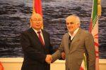 تفاهم نامه همکاری بین استان مازندران و نماینده تام الاختیار جمهوری قرقیزستان