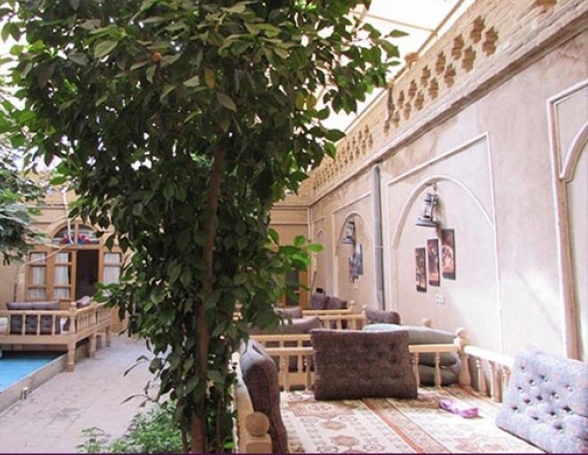 خانه تاریخی شاه شجاع یزد