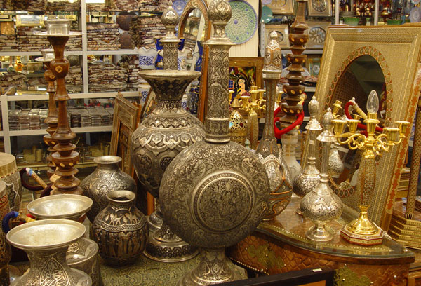 1133 صادرات صنایعدستی ایران رونق میگیرد