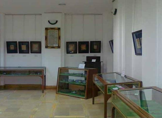 141 موزه وزیری یزد