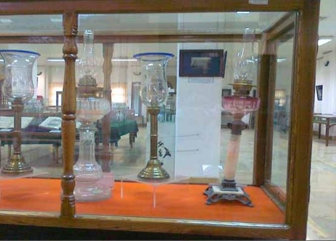 145 موزه وزیری یزد