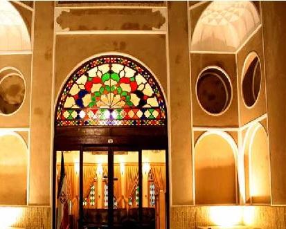 خانه تاریخی رشتیان یزد