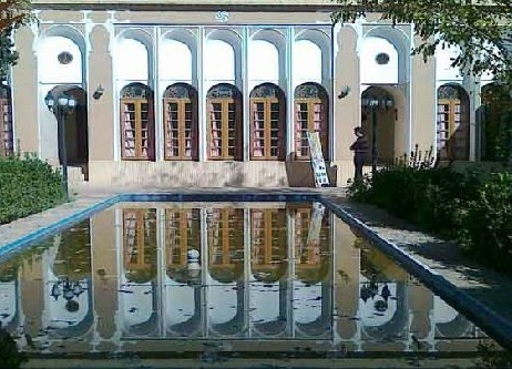 خانه شکوهی یزد