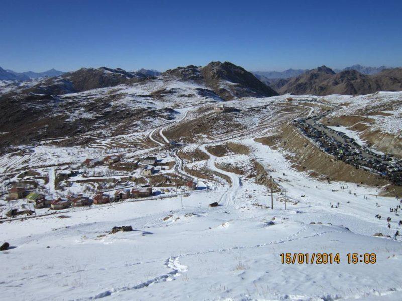 پیست اسکی طبیعی سخوید