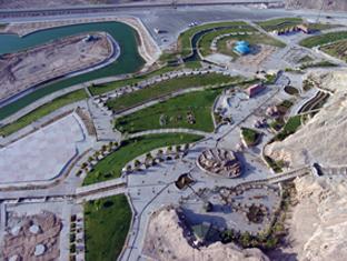 5 پارک کوهستان یزد