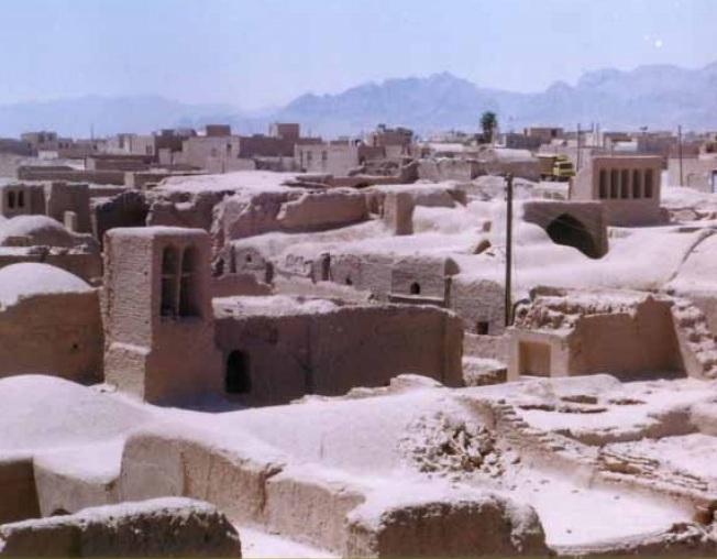 57 روستای بیده میبد