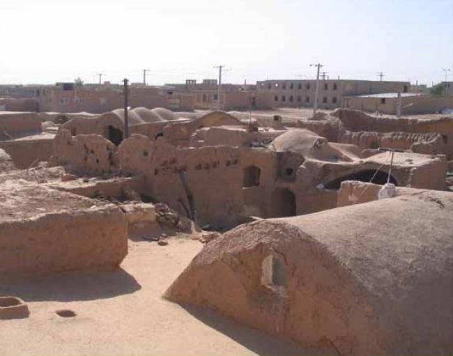 58 روستای بیده میبد