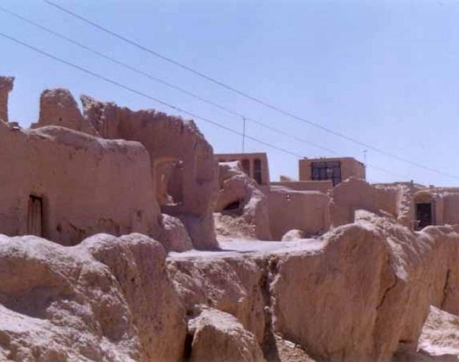59 روستای بیده میبد