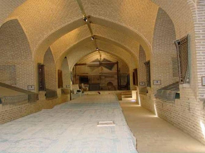 موزه زیلوی میبد