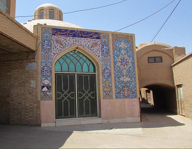مسجد امام حسن مجتبی یزد