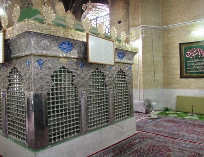 9 امامزاده سید تاج الدین