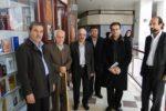 کتاب نامداران علم و فرهنگ و هنر کردستان رونمایی شد
