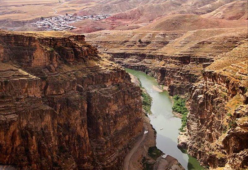 رود سیمره(1) رودخانه سیمره