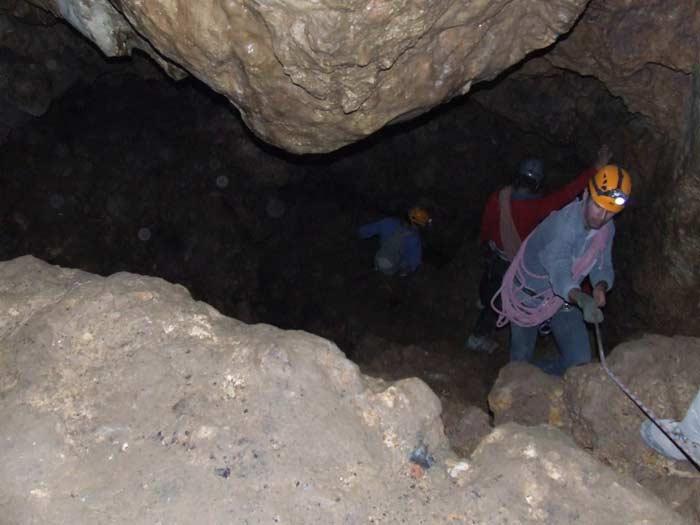 غار شوی