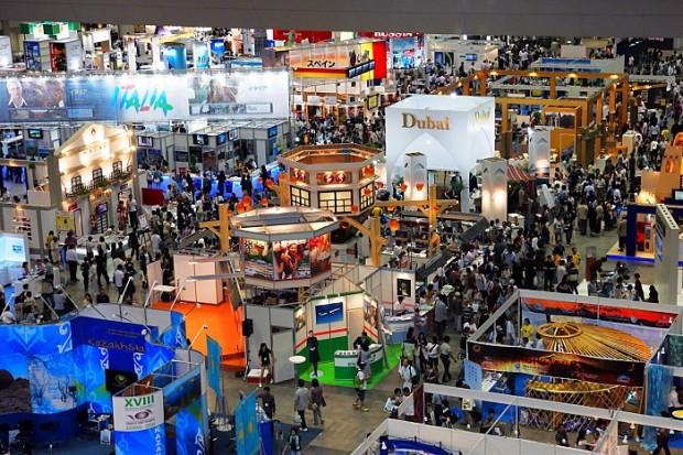 1143 ایران در نمایشگاههای جهانی گردشگری