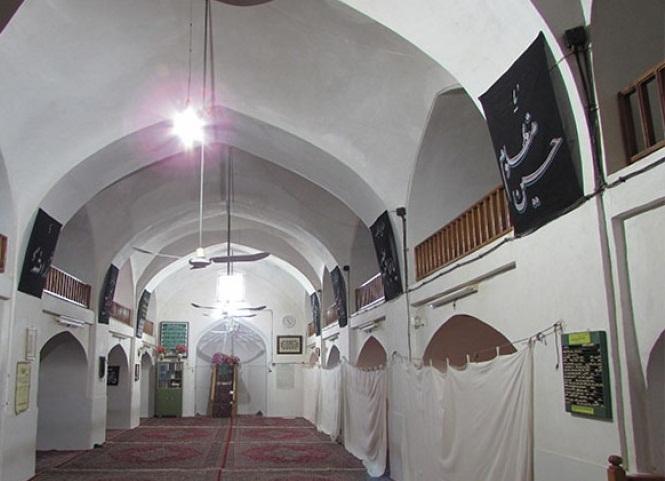 305 مسجد حاجی رجبعلی