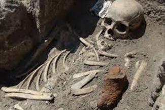 64 کهن ترین قربانی سرطان وآلودگی هوا یک مرد 4500 ساله است