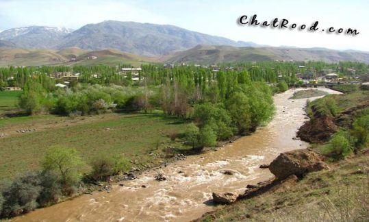 7 رودخانه چترود