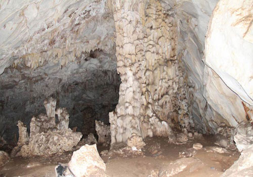 Deh sheikh cave4 غار ده شیخ