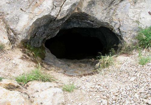 parian cave غار پریان
