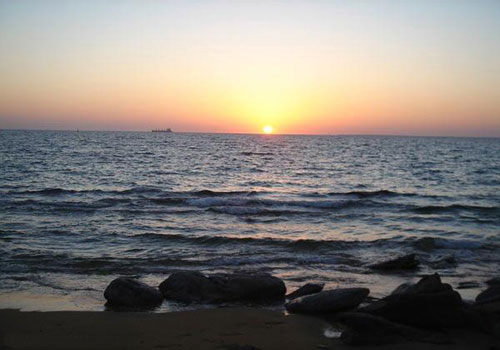 ساحل دریای عمان