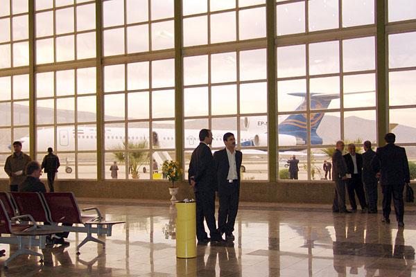 فرودگاه بین المللی سردار جنگل در رشت فرودگاه بین المللی رشت