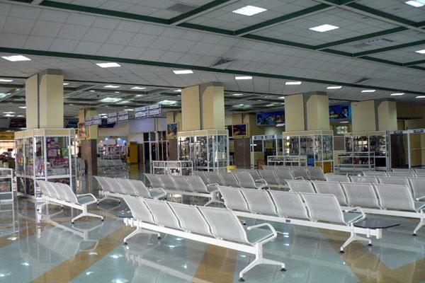 فرودگاه بین المللی شهید دستغیب شیراز فرودگاه بین المللی شیراز
