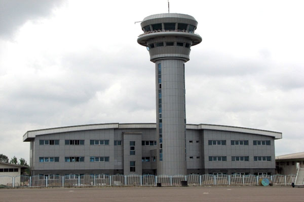 فرودگاه سردار جنگل رشت فرودگاه بین المللی رشت