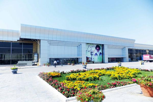 فرودگاه شهید دستغیب شیراز فرودگاه بین المللی شیراز