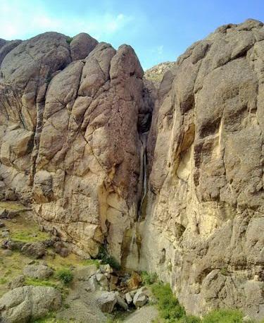 کیمشاه 1 آبشار کیمشاه