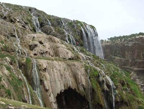 270 آبشار کمر دوغ