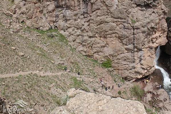 31 آبشار جوستان