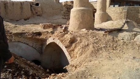 روستایی که به موج تخریب بناهای تاریخی گرفتار شد