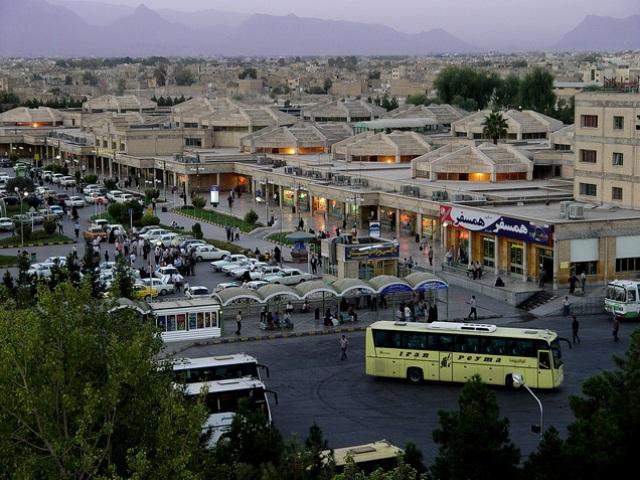 صنایع دستی اصفهان در خواب بهاره
