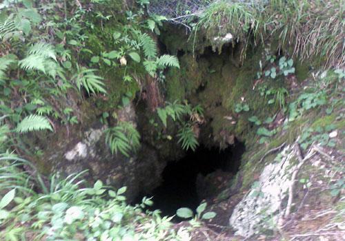 غار اَرازه ( چاه آرازه )