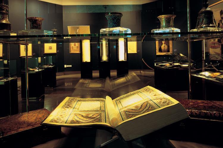 میرعماد 4 موزه خط و کتابت میرعماد سعدآباد