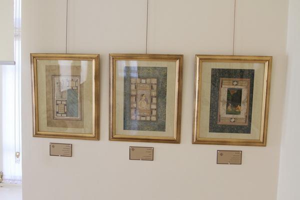 میرعماد 5 موزه خط و کتابت میرعماد سعدآباد