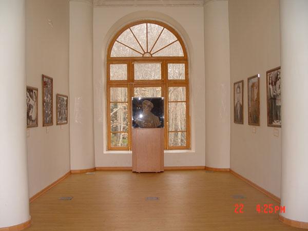 هنر15 موزه هنر و مردم سعدآباد