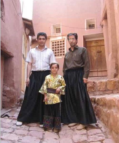 لباس مردانه در اصفهان
