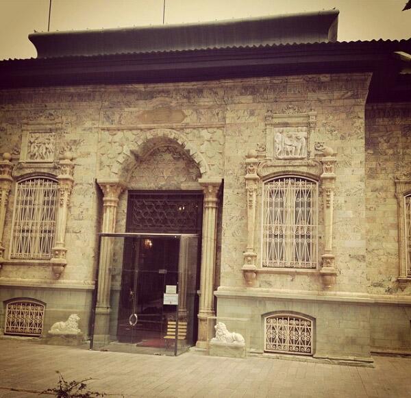 کاخ موزه سبز سعدآباد