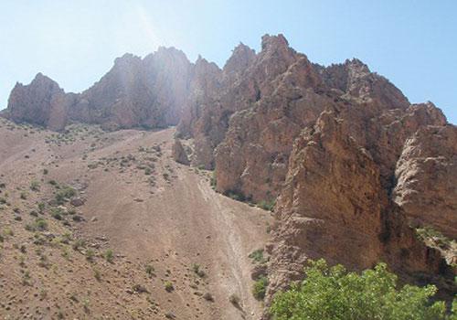 کوه دالان ونک
