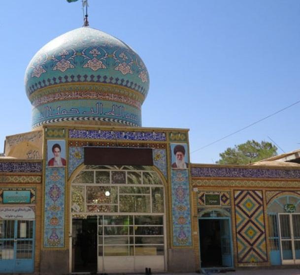 119 امامزاده محمد کرمان
