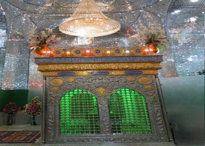 120 امامزاده محمد کرمان