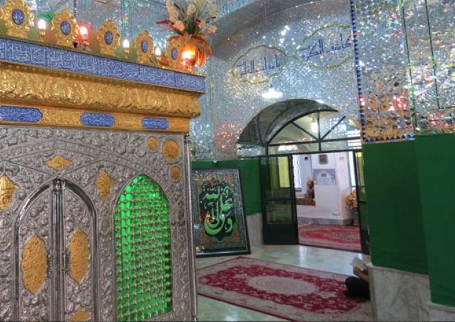 121 امامزاده محمد کرمان