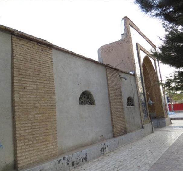 127 مسجد سید کاظم طباطبائی
