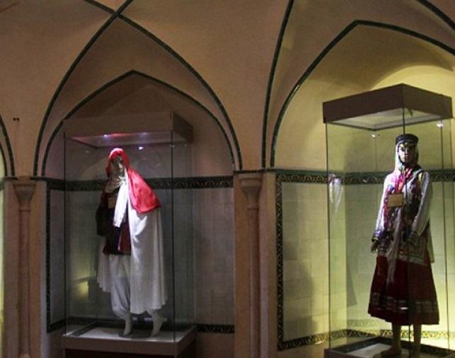 153 موزه حمام زنانه گنجعلیخان