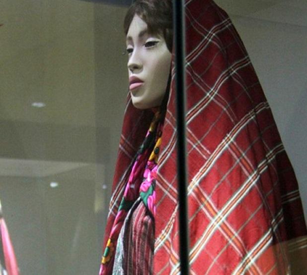 154 موزه حمام زنانه گنجعلیخان