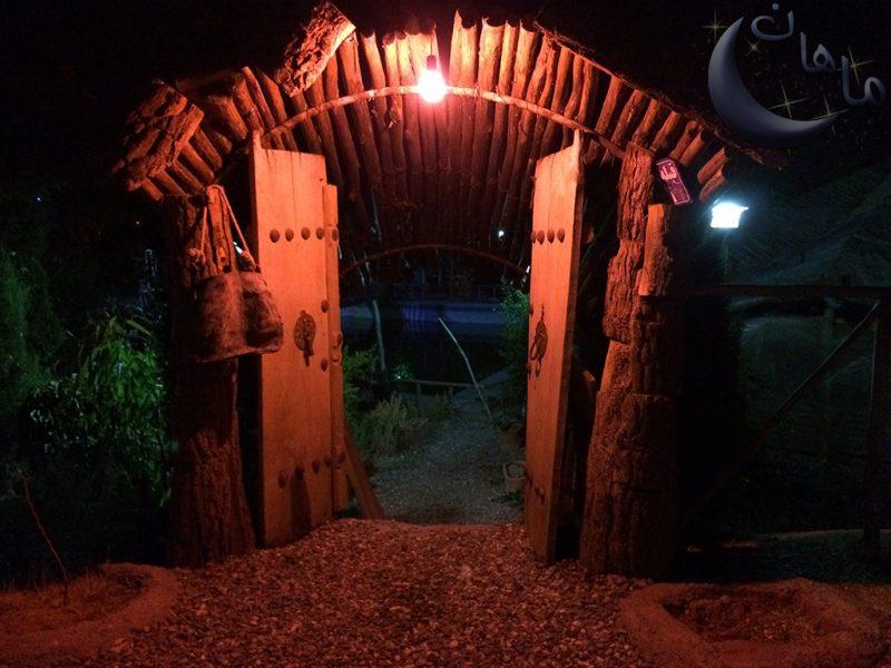 دهکده توریستی سنتی و ارگانیک ماهان