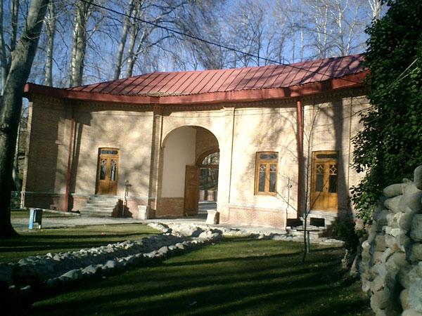 18 موزه برادران امیدوار سعدآباد