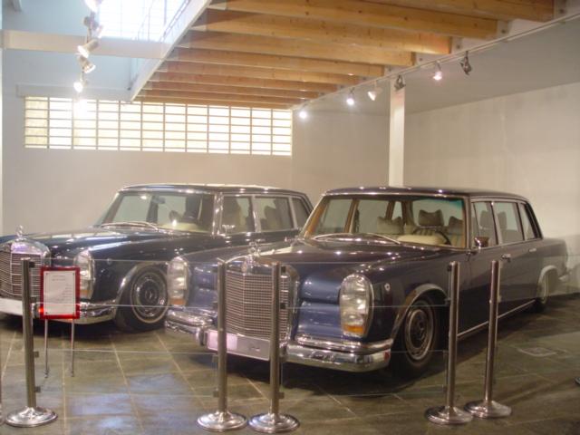 37 موزه اتومبیل های سلطنتی سعدآباد
